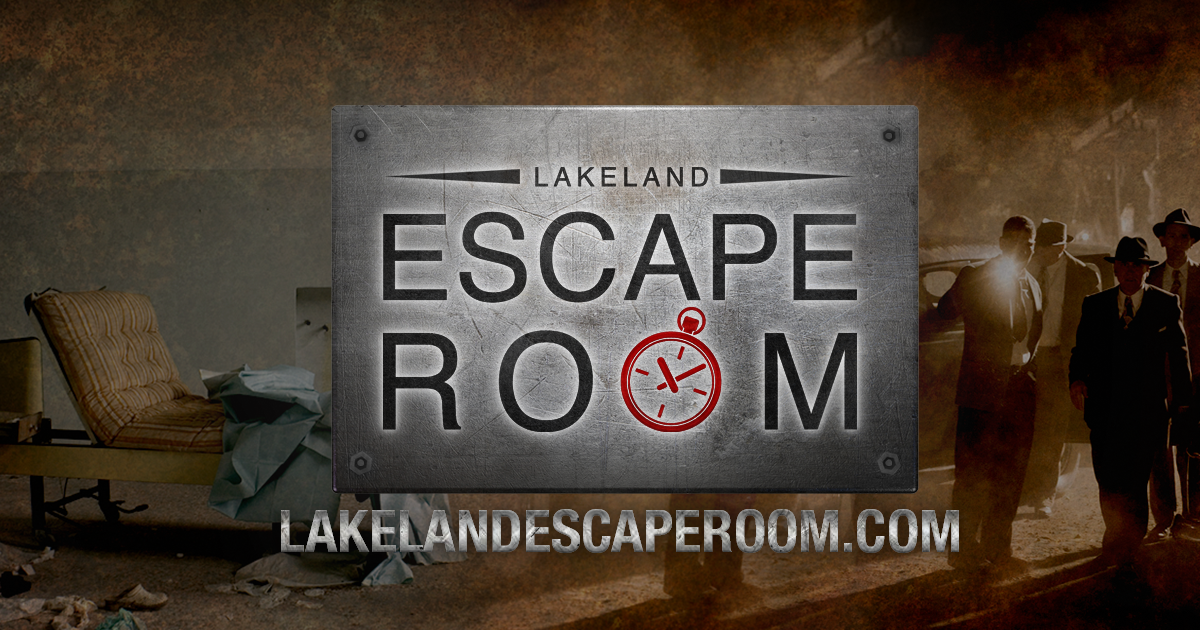 Lakeland Escape Room Your Local Escape Room In Lakeland