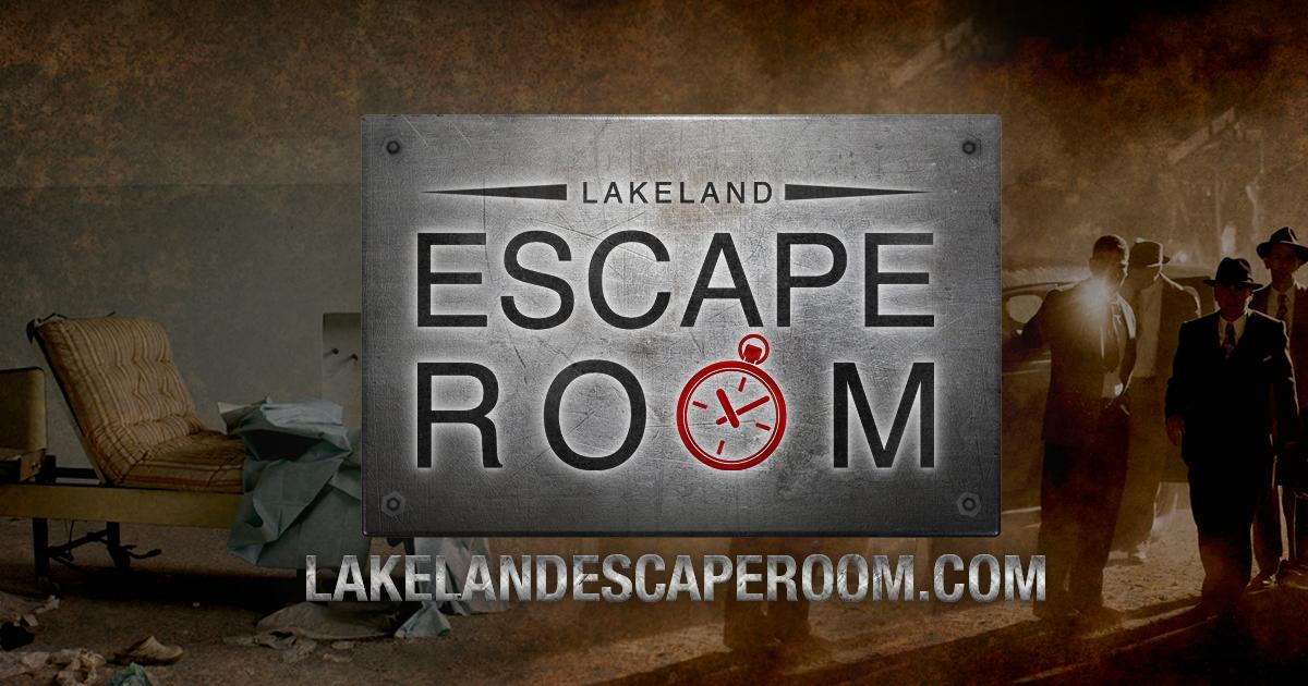 Lakeland Escape Room | Your Local Escape Room in Lakeland