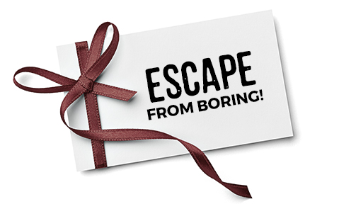 Gift Card at Lakeland Escape Room