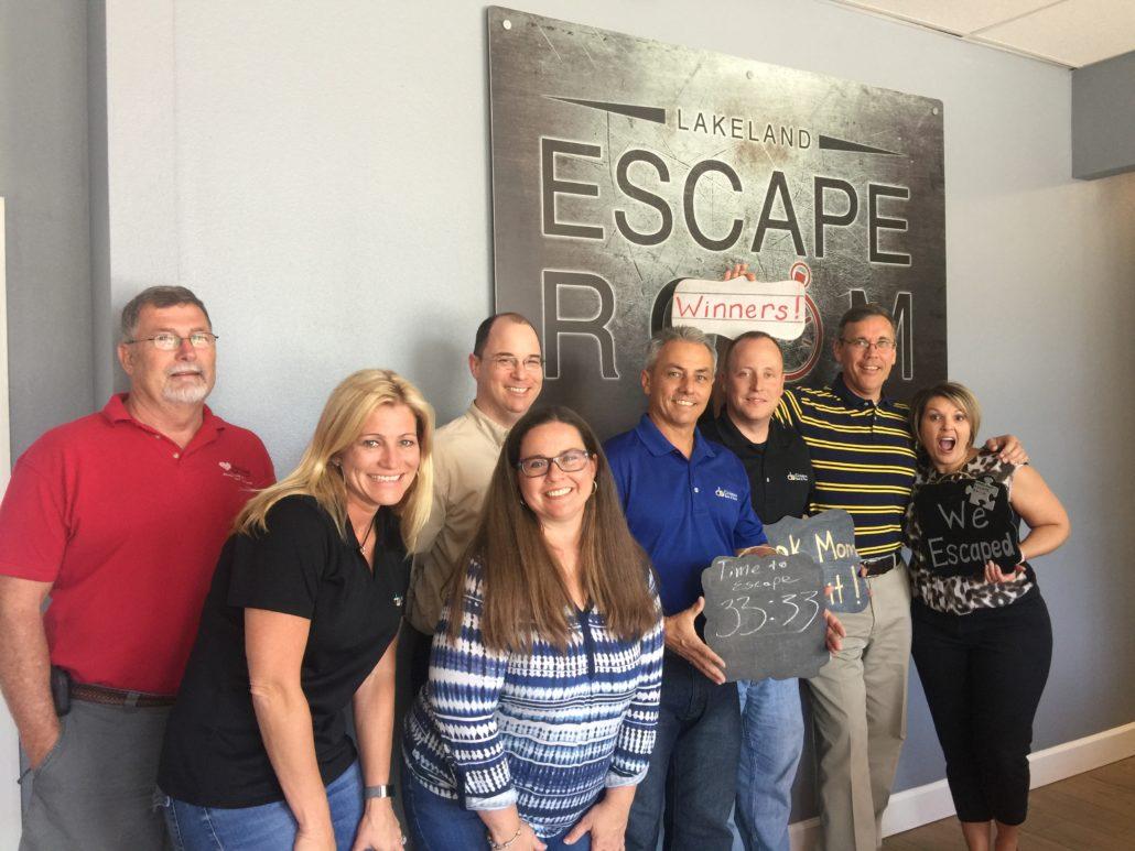 Citizensbank Round3 Lakeland Escape Room